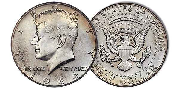The History and Value of the Kennedy Half Dollar