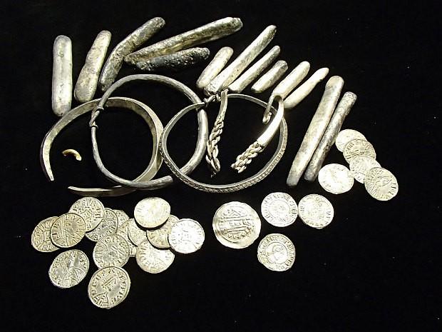 Viking-coin-hoard