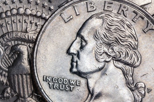 "How Did the ""In God We Trust"" Coin Motto Originate?"