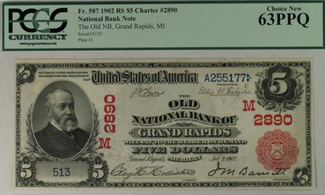 The History of U.S. National Bank Notes