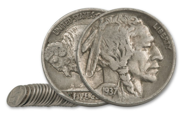 The Buffalo Nickel, Another Iconic American Coin