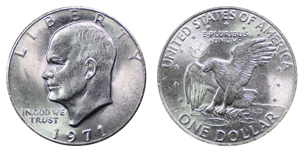 1971-eisenhower-dollar