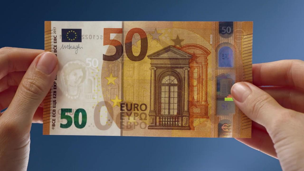 €50 banknote