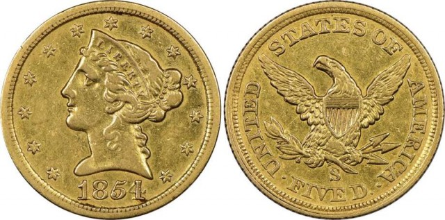 Extremely Rare Gold Rush Coin Discovered!