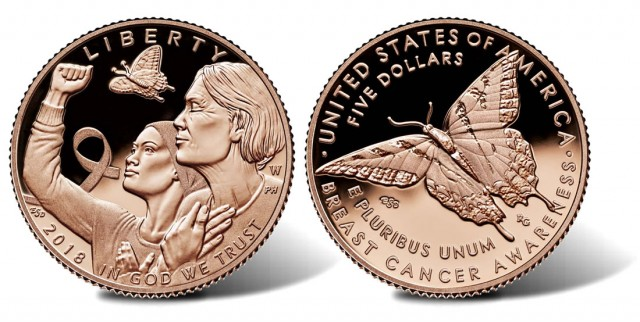 The U.S. Mint's First Pink Coin