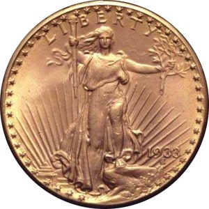 Politics in The Mint - Grand Rapids Coin Dealer Discusses 1933 St. Gaudens vs 1974 Aluminum Cent