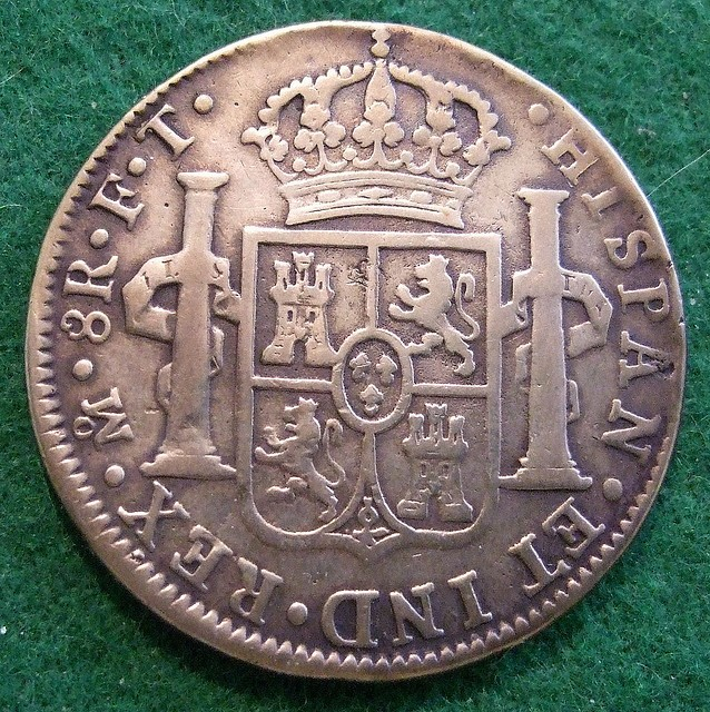 The Historical Importance of the Spanish Piece of Eight