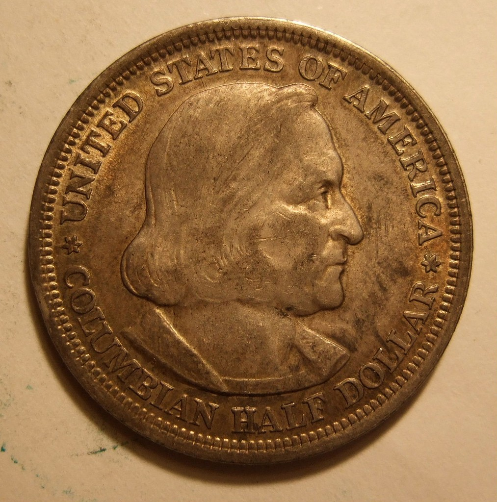 The First American Commemorative Coin