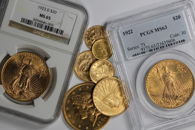 Investing in Gold - What are my options?