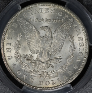 1902-S Morgan Dollar PCGS MS63